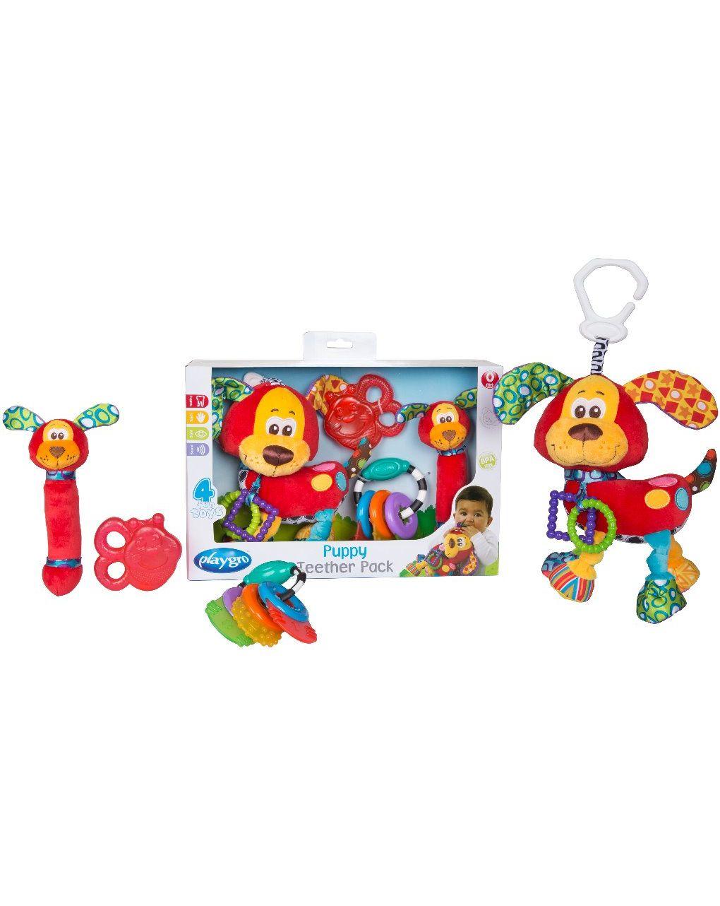 Puppy gift pack (0m+) - Playgro