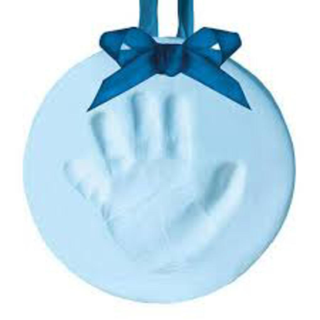 Babyprints keepsake blue - Pearhead