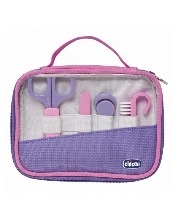 Set Igiene Happy Hands - Rosa - Chicco