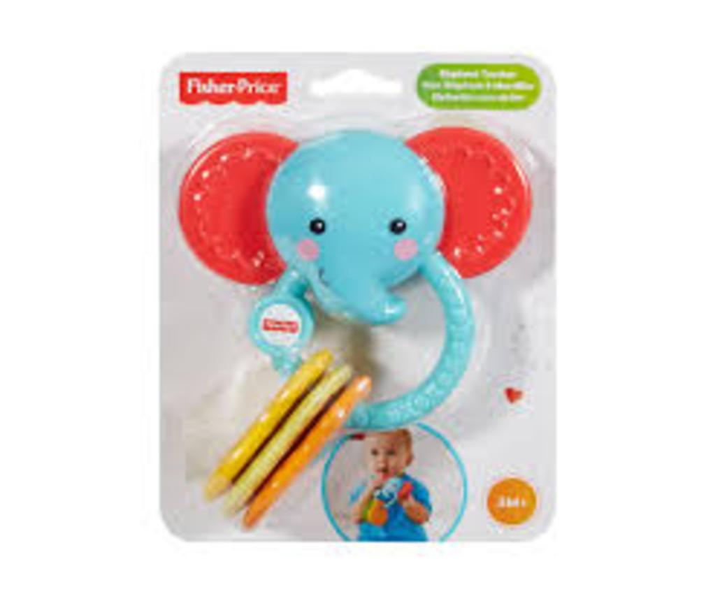 Ass.to elefantino e ape sonaglini - Fisher-Price