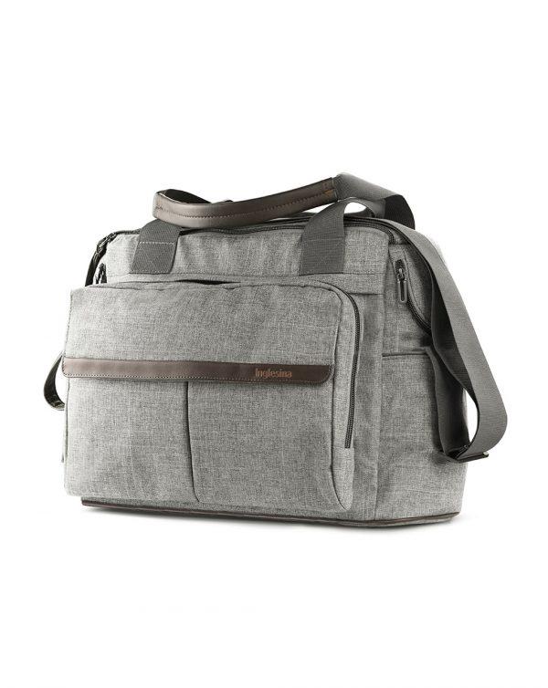 Dual Bag Aptica Mineral Grey - Inglesina