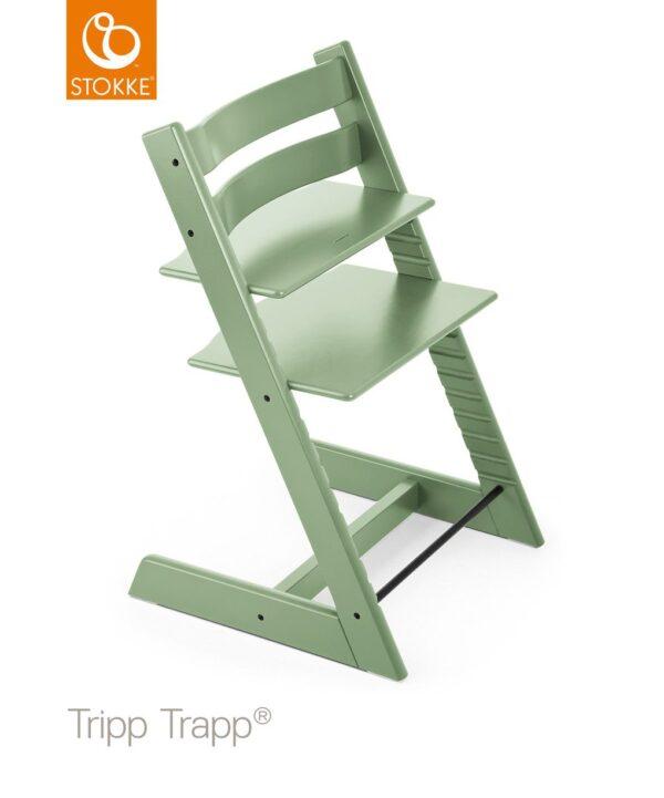 Tripp Trapp® - moss green - Stokke