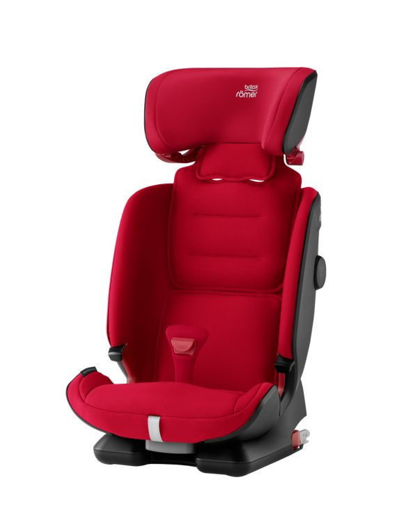 Advansafix IV R fire red (Gr. 1/2/3) - Britax/Romer