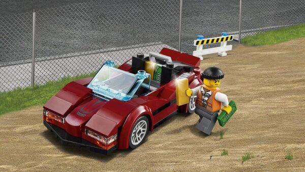 LEGO® City - Inseguimento ad alta velocità (5-12 anni) - Prénatal