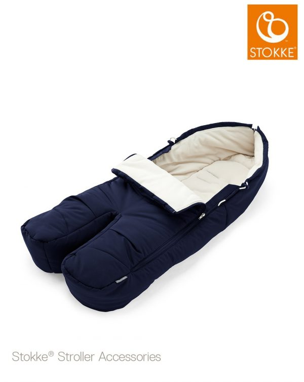 Stokke® Sacco Coprigambe - deep blue - Stokke