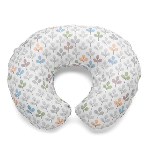 Fodera per cuscino Boppy Silverleaf - Prénatal