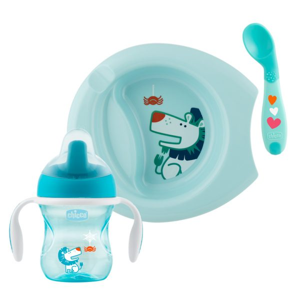 SET PAPPA 6M+ BOY - Chicco