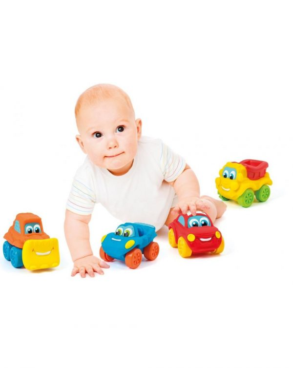 BABY CAR SOFT & GO - Clementoni