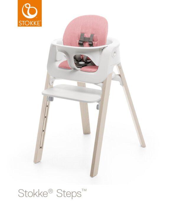 Cuscino Stokke® Steps Baby Set - Pink - Stokke