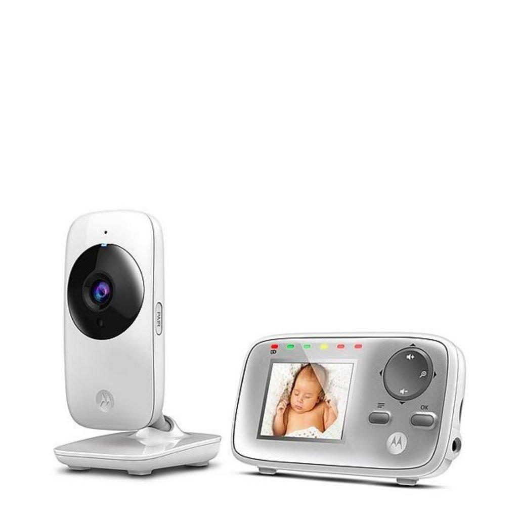 "Video monitor digital lcd 2,4"" mbp482 - Motorola"