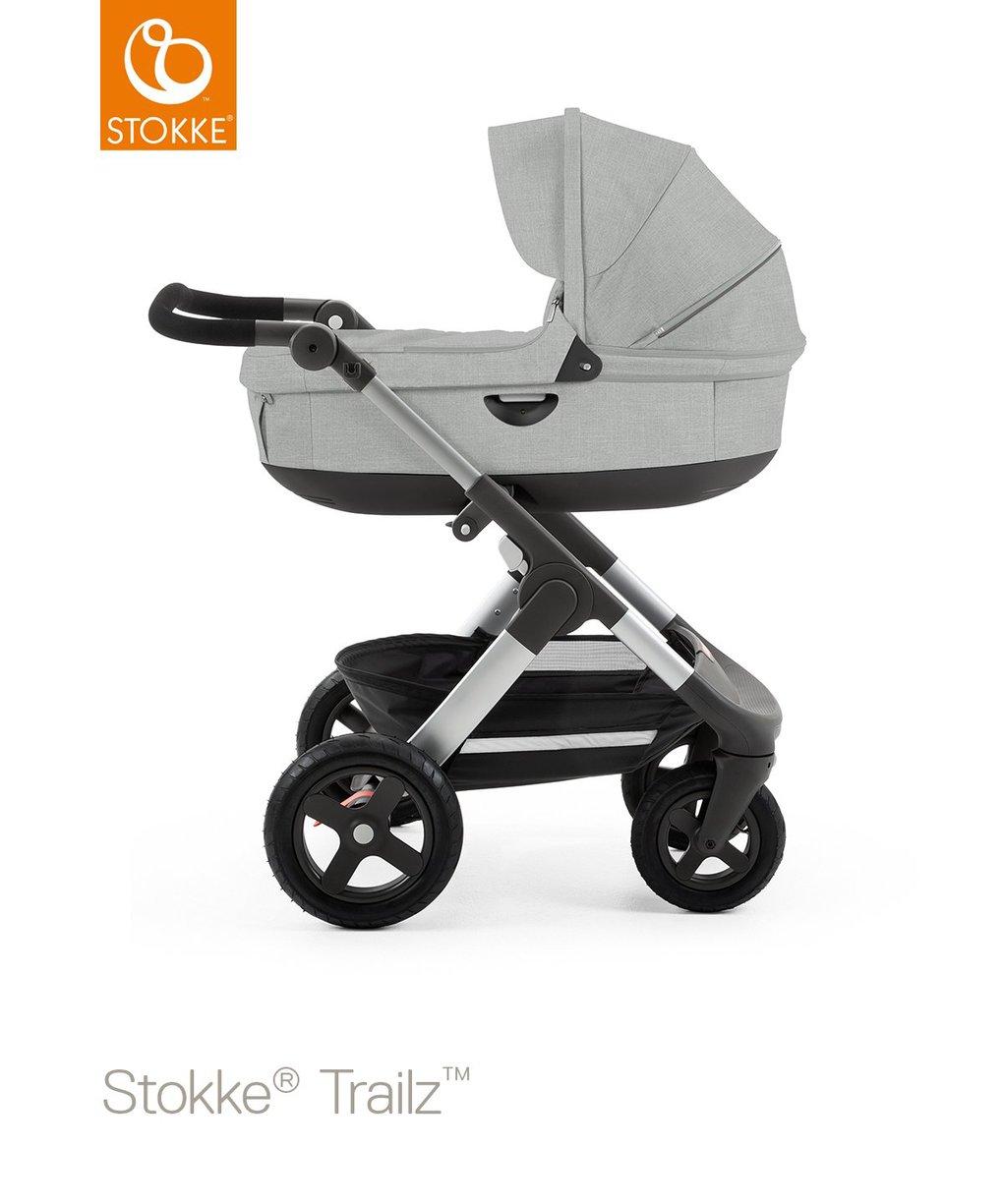 Stokke® navetta per passeggino - grey melange - Stokke
