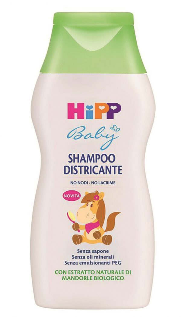 Shampoo Districante 200ml - Hipp Baby