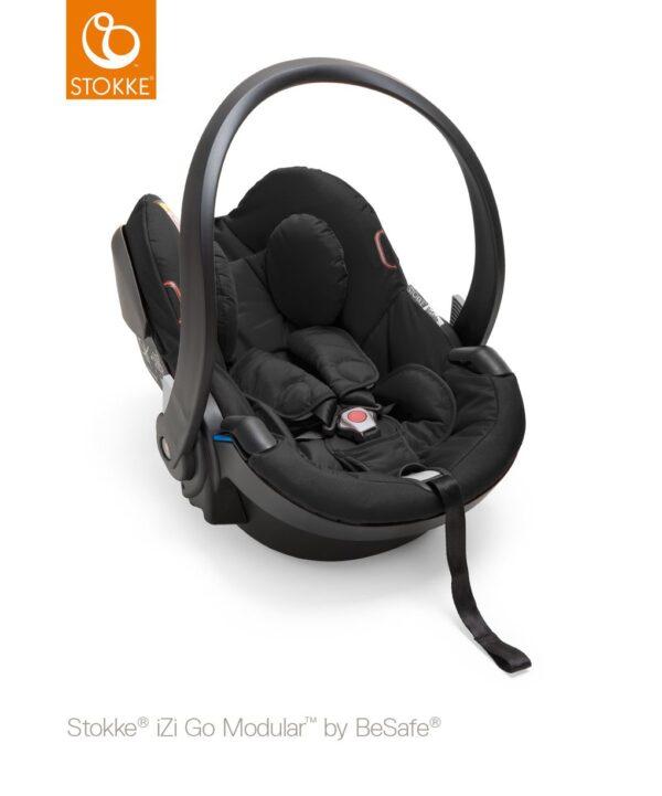 Stokke® iZi Go Modular™ by BeSafe® - black - Stokke