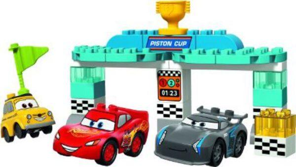 LEGO® DUPLO® - Gara Piston Cup (2-5 anni) - Lego