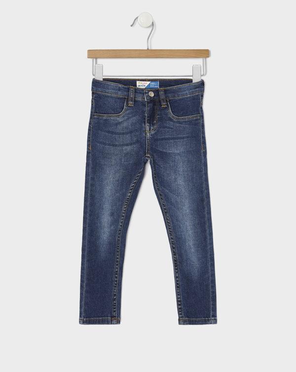 Pantaloni in denim skinny con strass - Prénatal