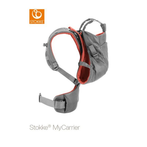 Stokke® MyCarrier™ Marsupio anteriore e posteriore - coral mesh - Stokke