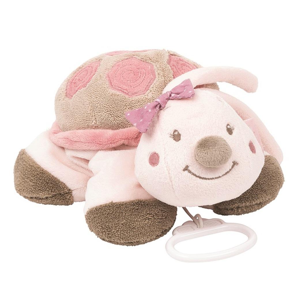 Nattou - peluche lili la tartaruga - Nattou