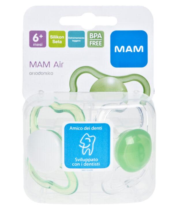 Succhietto Original Air 6+mesi - Mam