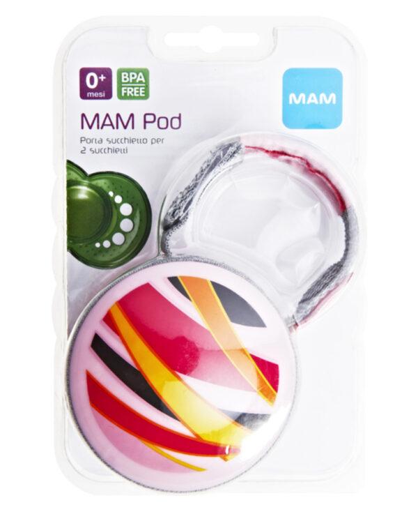 Portasucchietto Pod con zip - Mam