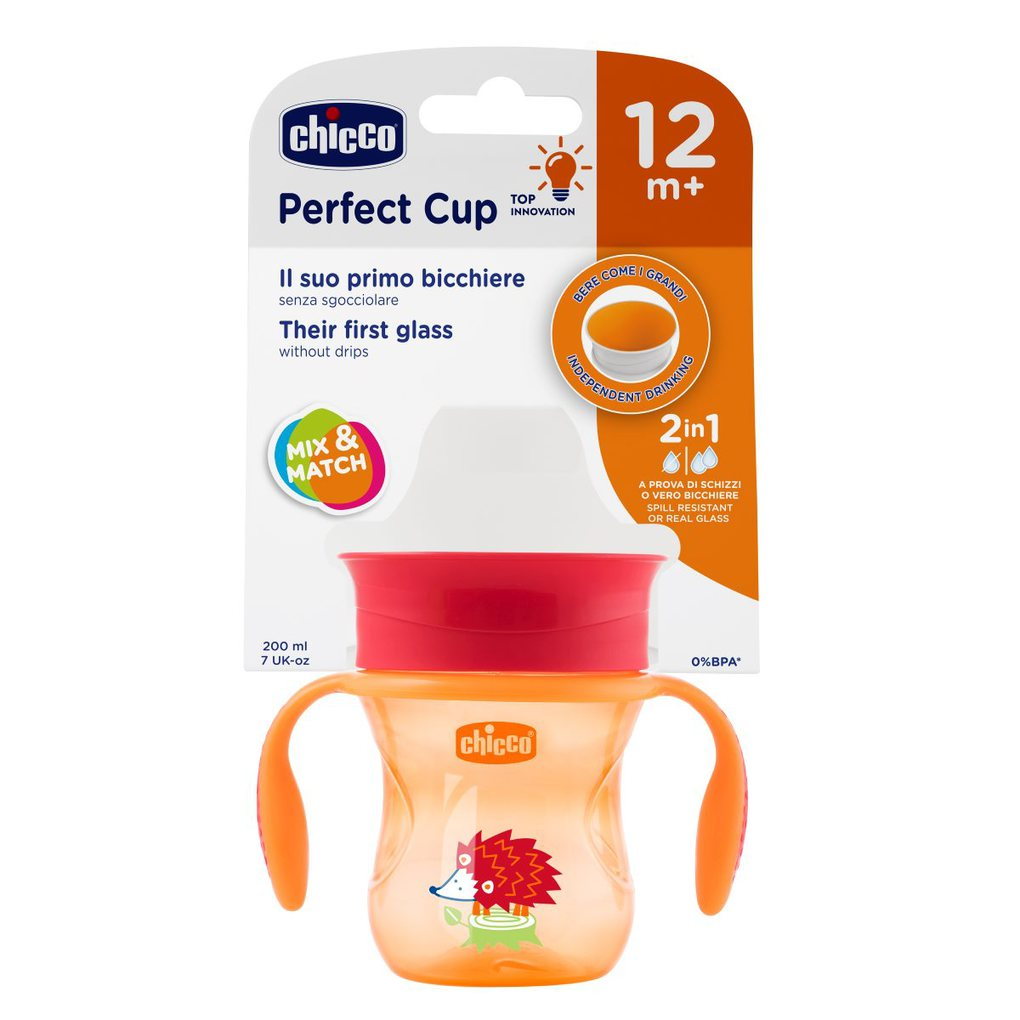 Tazza perfect 360 neutra 12m+ pack1 - Chicco