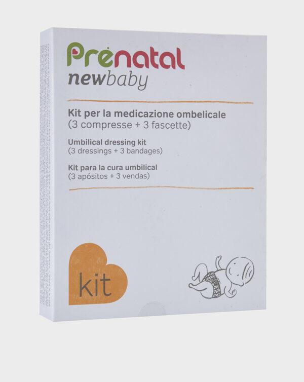 Mini kit per la medicazione ombelicale - Prénatal