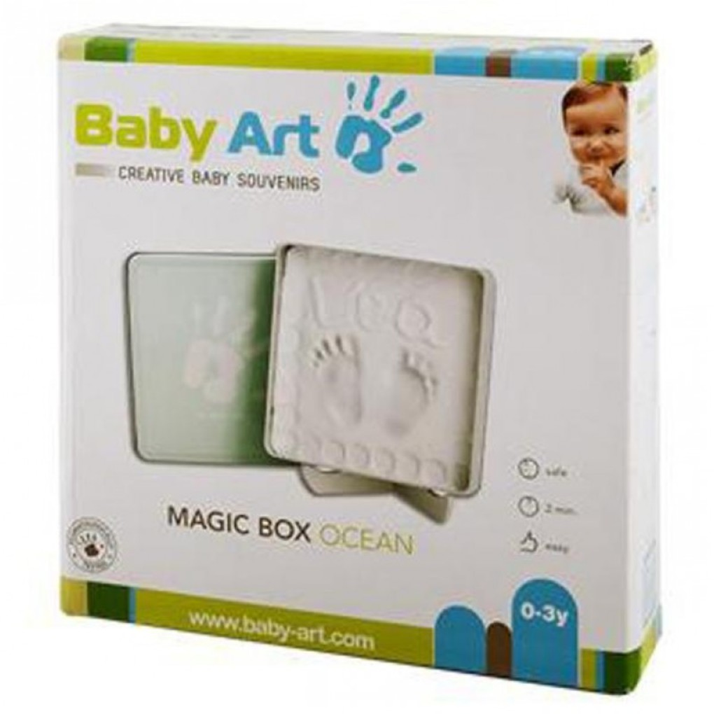 Baby art caja mágica (magic box ocean) - Baby Art