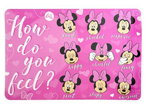 Tovaglietta Disney Minnie - Disney