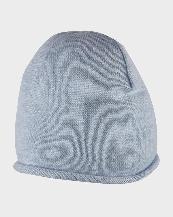 Cuculo in lana azzurro - Prénatal
