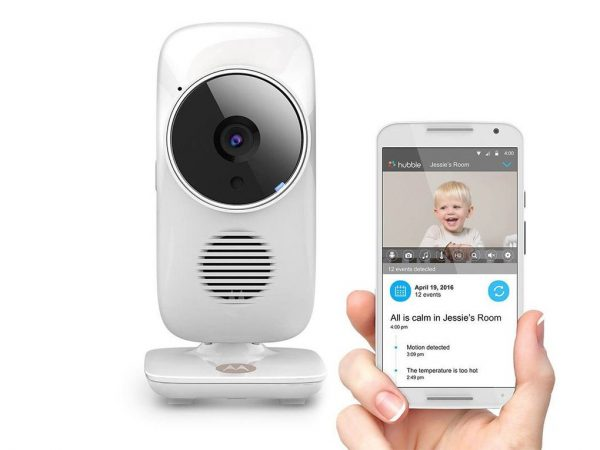 Video monitor Wi-Fi MBP67 - Motorola