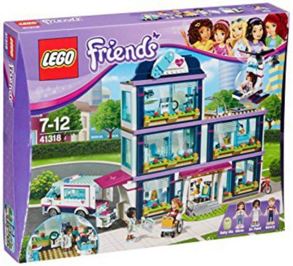 LEGO® Friends - L'ospedale di Heartlake (7-12 anni) - Prénatal