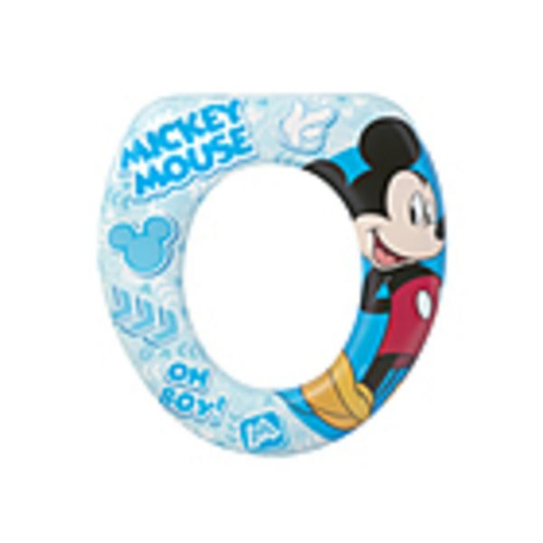 RIDUTTORE WC SOFT DISNEY MICKEY3 - Prénatal