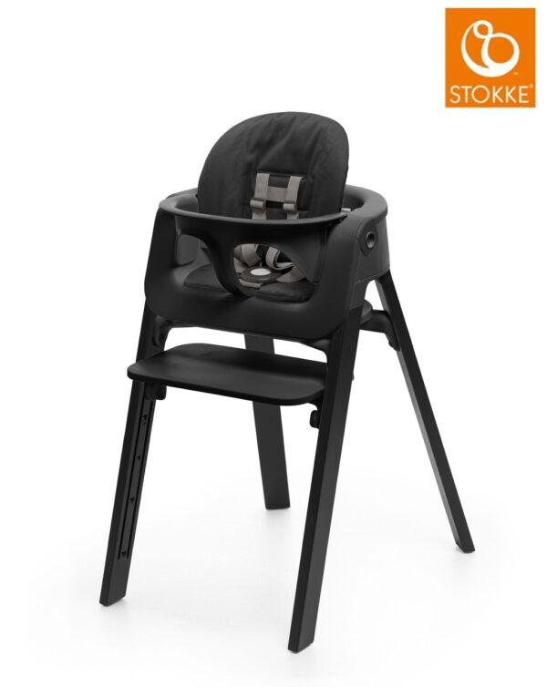 Stokke® Baby Set per Steps™ - black - Stokke