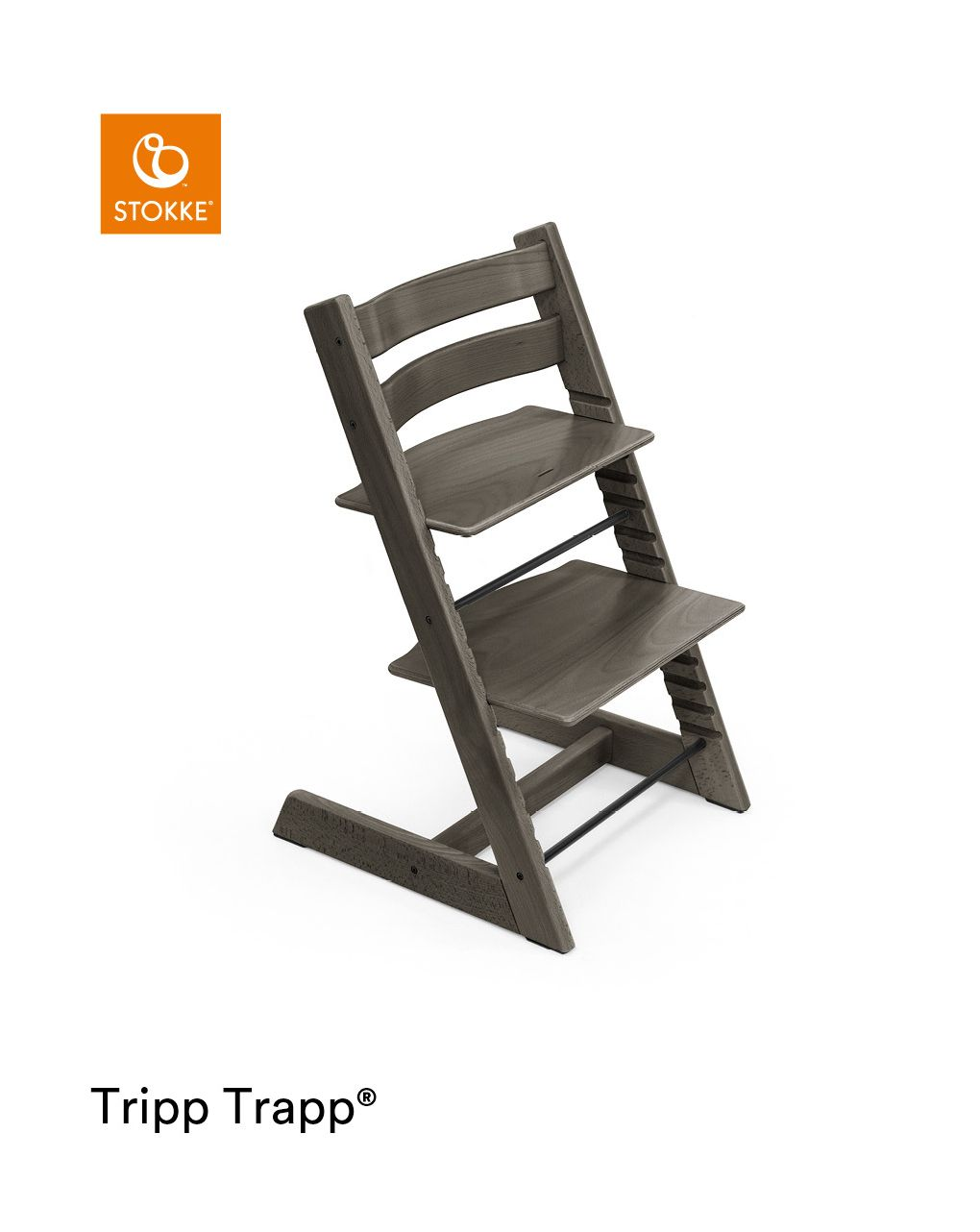 Tripp trapp® - hazy grey - Stokke