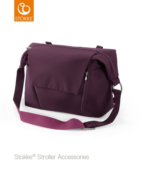 Stokke® Borsa per il cambio - purple - Stokke