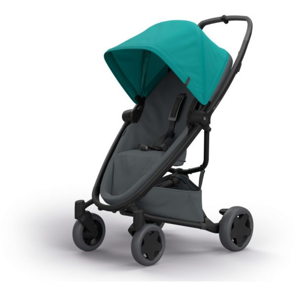 Duo Quinny Zapp Flex Plus green on graphite - Quinny