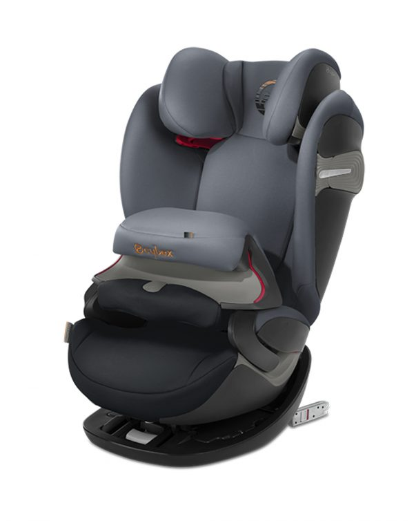 Seggiolino auto Pallas S-Fix Pepper Black - Cybex