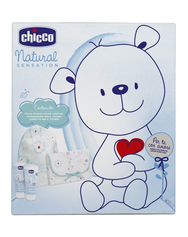 Set per il cambio Natural Sensation - Chicco