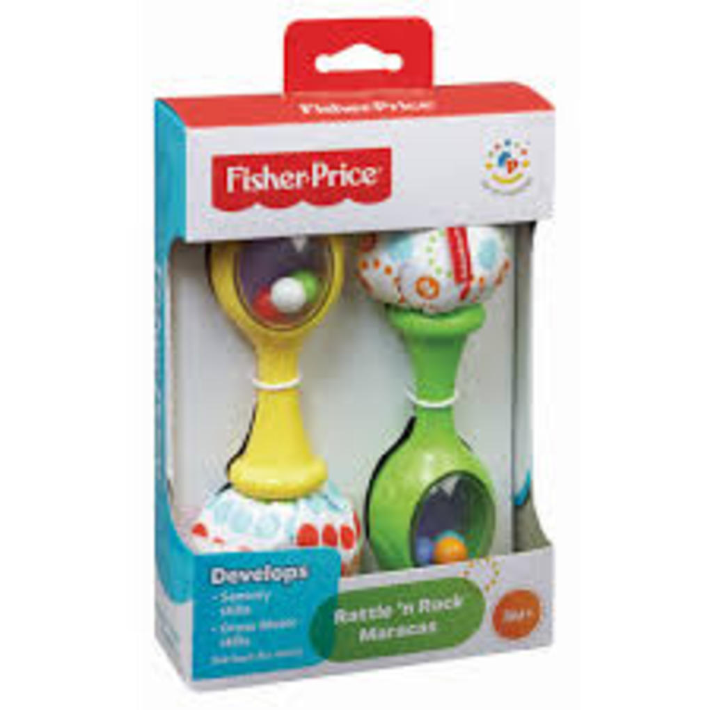 Fisher price - le maracas - Fisher-Price