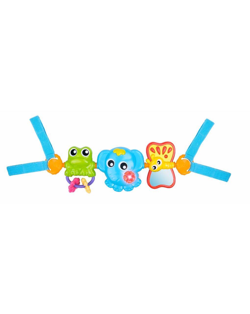 Playgro - travel trio musical pram time - Playgro