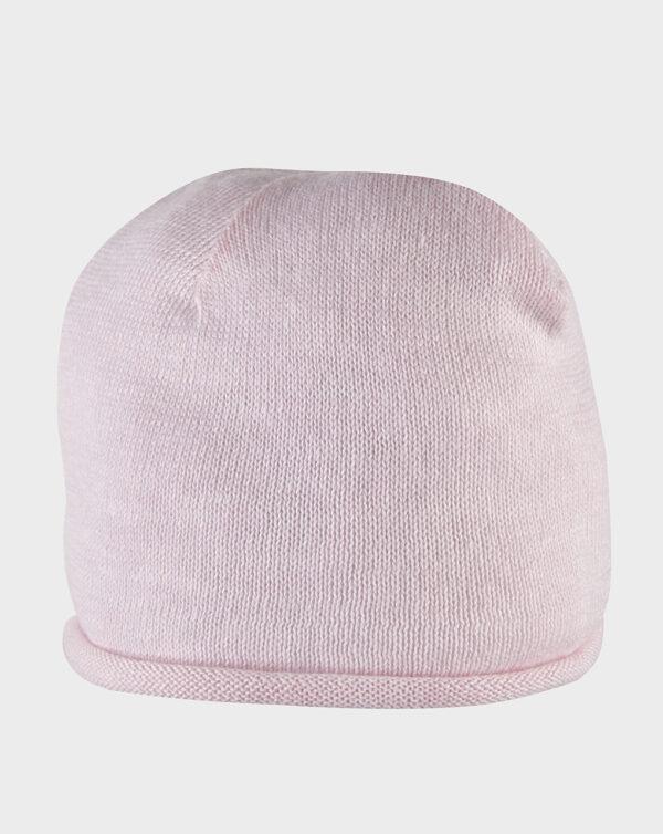 Cuculo in lana rosa - Prénatal