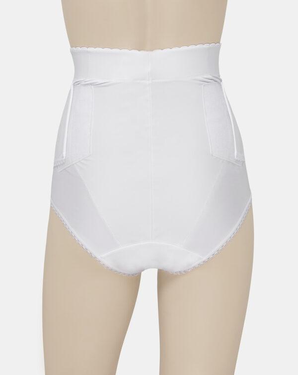 Guaina post parto regolabile bianca - Prénatal