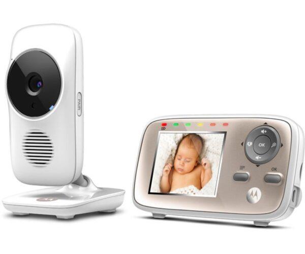 Video monitor Wi-Fi MBP667 - Motorola