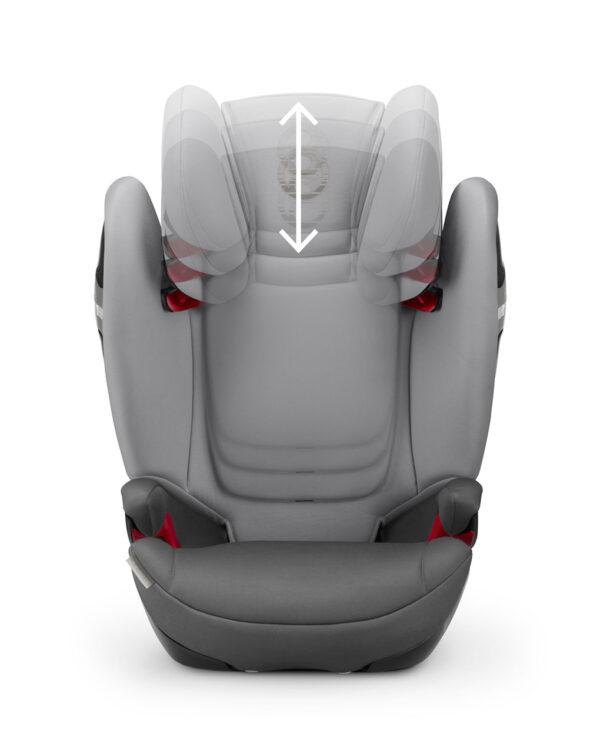 Seggiolino Auto Solutions S-Fix denim blu - Cybex