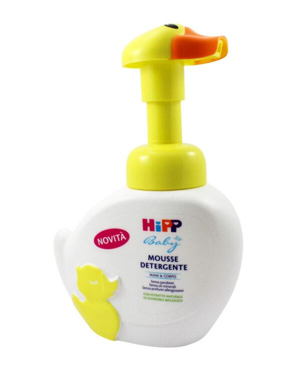 Bagnetto  Mousse detergente paperella 250ml - Hipp Baby