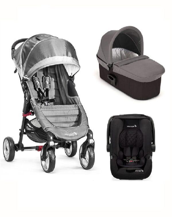 Sistema modulare Citymini 4 Steal - Baby Jogger