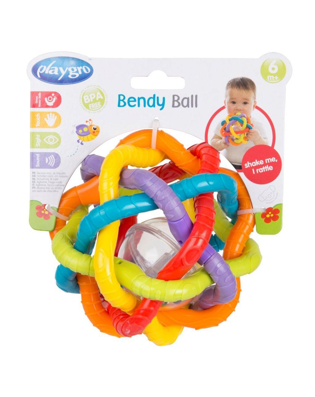 Bendy ball new 2015 - Playgro