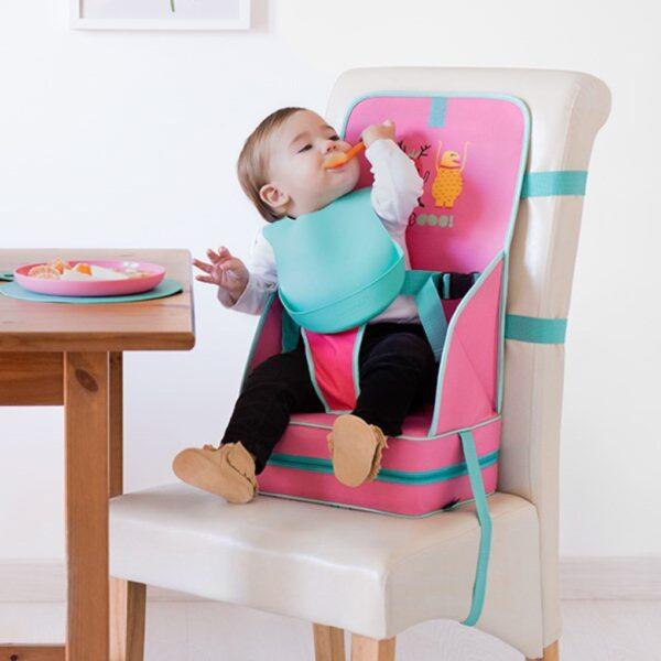 Rialzo sedia pink boo - Suavinex