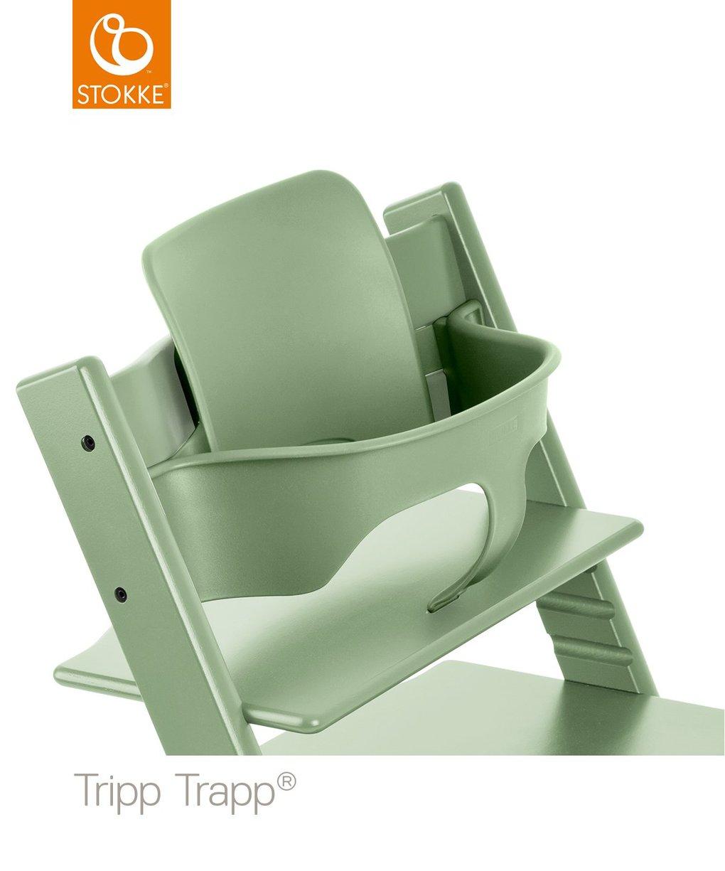 Stokke® baby set per tripp trapp® - moss green - Stokke