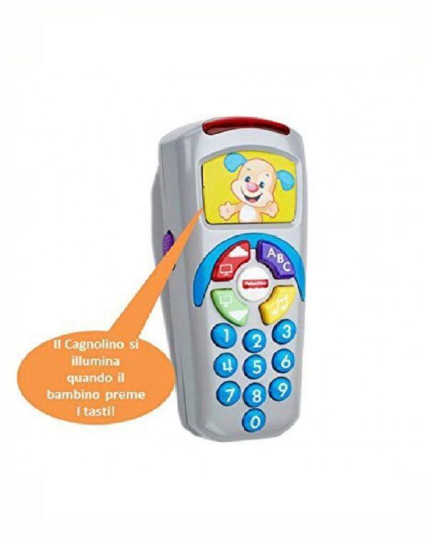Telecomando del cagnolino 6m+ - Fisher-Price
