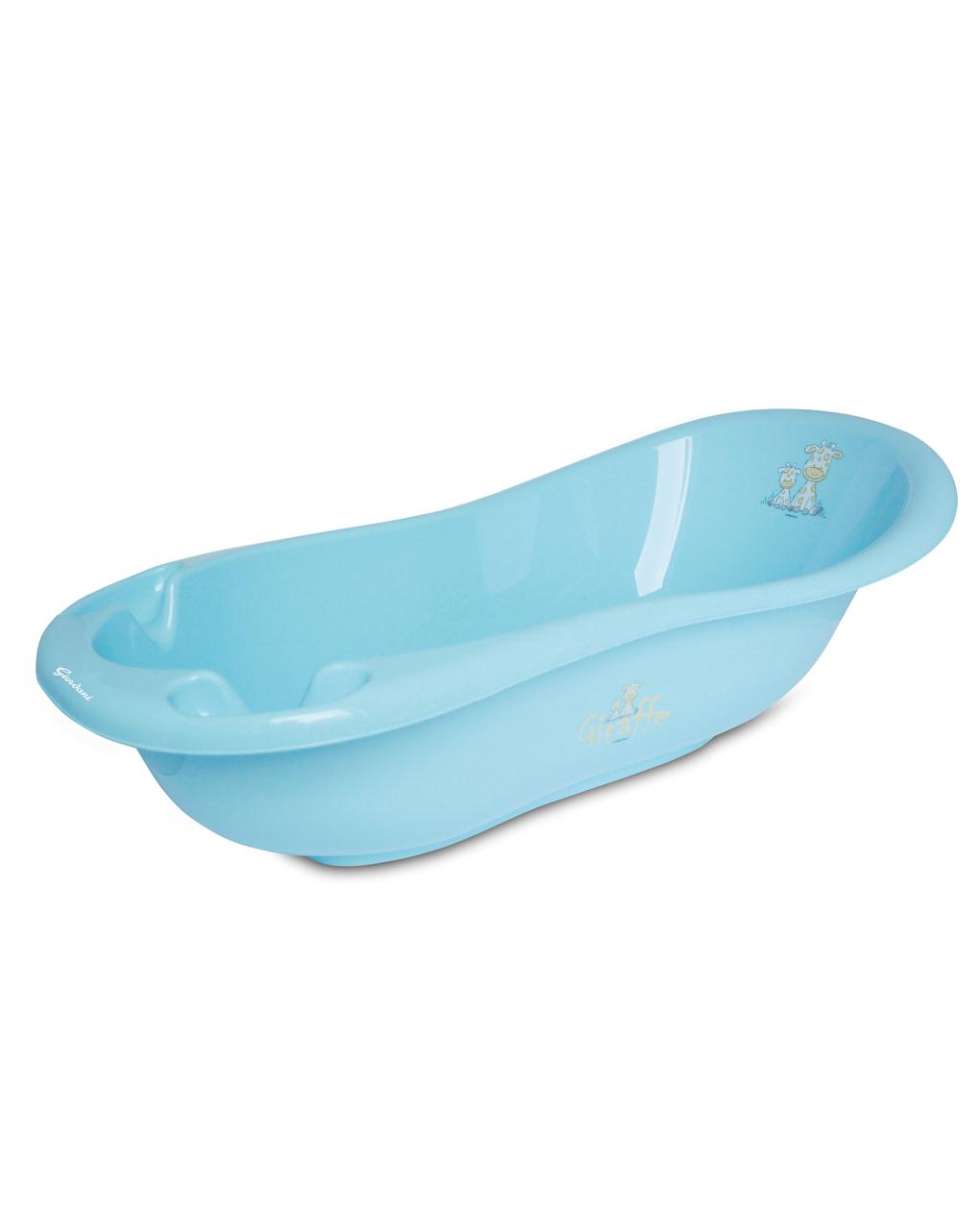 Vasca da bagno basic giraffa blu - Giordani